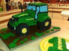 Paddy Cakes: kids Birthday