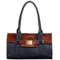 Fiorelli Medium Contrast Bag ($89) ❤ liked on Polyvore