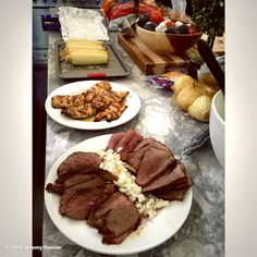 """Jeremy Renner's image - """"Who's hungry? I seemed to make way to much for myself. #bbq #grillout #dinnertime"""" on WhoSay"""