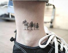 Trees by Chaehwa