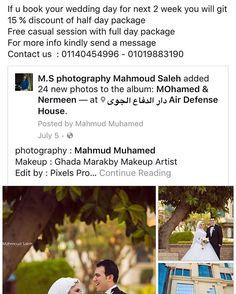 """For info : 01140454996 - 01019883190 😍❤️#egypt#weddingphotography #wedding #bride #love #couple #canon_photos #canon #5D #follow4follow #simple  #bridal #dress #bridetobe #weddingphotography #moment #presession #prewedding #portraits #weddingday #weddingsession #weddingportraits #firstlook #mahmoud_saleh_photography"" by @mahmudmuhamed. #eventplanner #weddingdesign #невеста #brides #свадьба #junebugweddings #greenweddingshoes #destinationweddingphotographer #dugunfotografcisi #stylemepretty…"