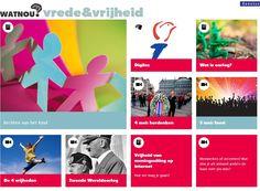 Vrede en Vrijheid - Wat nou? / Netwijs.nl - Maakt je wereldwijs