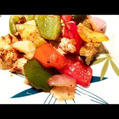 Rustic Chicken Stir-Fry | Baker Kella