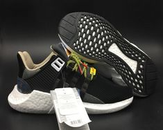 d38ada826492 Buy Women Men Adidas EQT Support 93 Berlin Black Multi-Color New Release  from Reliable Women Men Adidas EQT Support 93 Berlin Black Multi-Color New  Release ...