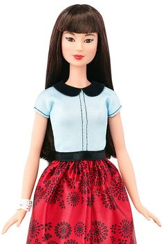 …and a greater variety of ethnicities. | Barbie's New Collection Has Curvy, Petite, And Tall Dolls