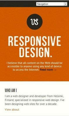 Crazy for Mobile: Top 50 Responsive Web Design Sites | Joan Stewart --Finding Leads 4 U