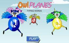 free typing game