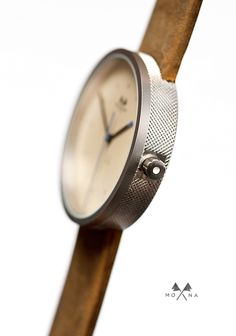 Mona Watches | BMD Design | Raddest Looks On The Internet http://www.raddestlooks.net