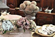 Willy Guhl Planter, Aidan Gray wire basket and garden accessories