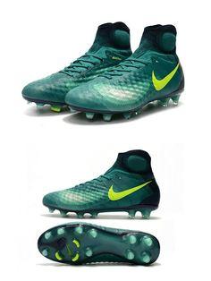 new product 273f1 3b8bc Nike Magista Obra 2 Col Dynamic Fit pour maintenir la cheville sans  frottements pour un confort