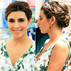 Amazing Wedding Updos from Every Angle - Jamie-Lynn Sigler from #InStyle