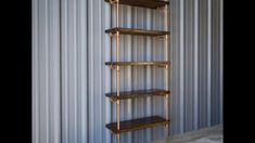 How to design your own Industrial Envy pipe shelving! Custom shelves for your home or business. Retail systems and commercial displays are also available. Pipe Shelving, Industrial Pipe Shelves, Shelving Units, Industrial Furniture, Industrial Style, Swing Beds, Design Your Own, Envy, Bookcase