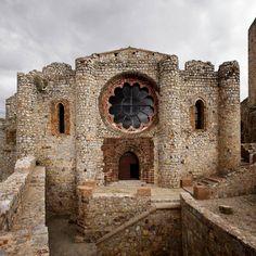 Sacro Convento-Castillo de Calatrava la Nueva, Ciudad Real
