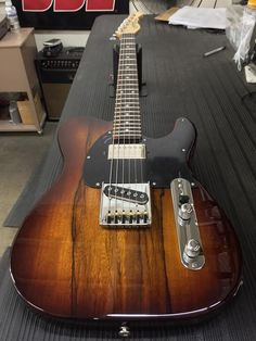 G&L Musical Instruments Here's a Savannah Collection ASAT Classic Bluesboy.