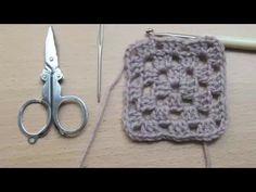 Les bases du crochet - HOOKLOOK. Méli-mélo d'idées en laine et au crochet.