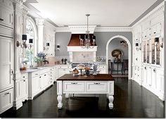 Kitchen to die for!!!..., especially the legs on the island