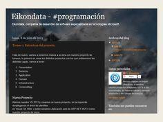 Eikondata - Blog programación