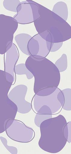 Soft purple wallpaper