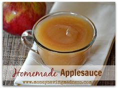 Every time I make applesauce I question my reasoning for ever buying the stuff at the grocery store. It is incredibly easy to make and tastes so much better. Homemade applesauce can be made for next to nothing especially if you have an apple tree in your yard or have someone who is willing to …