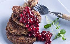 Mince meat steaks, Finnish Food, June 2016