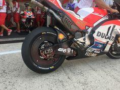 MotoGP: Ducati pode ter testado travagem regenerativa