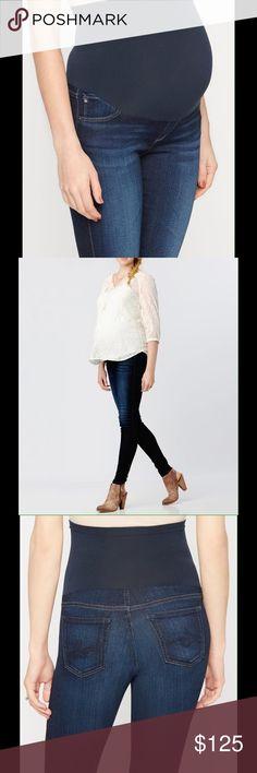 Ag super skinny maternity jeans