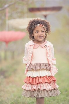 Possibly my favorite piece this season from Persnickety Clothing (Apple Blossom Macie Jane Dress Pink Spring 2014 Phase   Kids Easter dress from My Little Jules