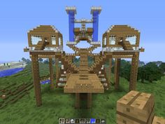 big minecraft houses   Huge House! Minecraft Project
