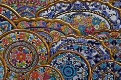 Typical Handicrafts of Cordoba Andalusia Spain