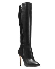 Gucci Rooney High Shaft Horsebit Boots | Bloomingdale's