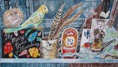 still life with three birds by Emily Sutton Illustration Museum Of Childhood, Three Birds, Glasgow School Of Art, Still Life Art, Watercolor Bird, Pet Birds, Birds 2, Illustration Art, Artsy