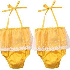 Swimwear Straightforward Pudcoco 2019 New Sweet Summer Baby Girls Lace Tulle 3d Floral Bikini 2pcs Set Swimsuit Swimwear 1-6years Rapid Heat Dissipation