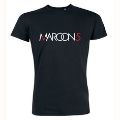 Adam Levine T Shirt Womens Maroon 5 T Shirt Adam by ToniKaramanoff