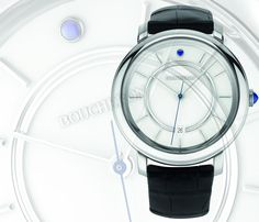The brand new #Epure watch by #Boucheron