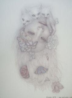 後藤 温子 / GOTO Atsuko 2012-2013 Art