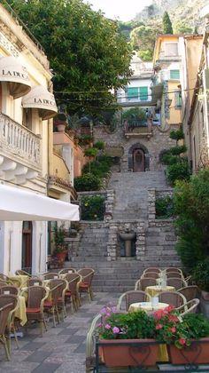 Taromina, Sicily, Italy