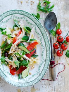 Simple salads are the best
