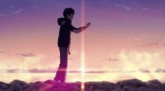 Your Name. One of the best animes ever