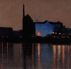 John Martin Gallery - London Street Paintings
