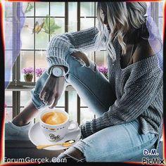 Gülümsün'den Özel Sunumlu Alıntı Şiirler - Sayfa 75 - Forum Gerçek Coffee Gif, Coffee Images, Coffee Quotes, Coffee Love, Best Coffee, Good Morning Coffee, Good Morning Gif, Dream Images, Amazing Gifs