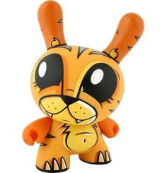 Tiger Dunny - I own one and I still think he's my favorite in the collection.