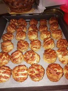 Hungarian Recipes, Hungarian Food, Salty Snacks, Bakery, Muffin, Food And Drink, Cooking Recipes, Cookies, Breakfast