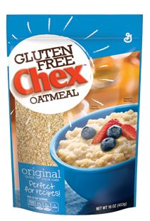 Gluten Free Chex™ Original. No #FODMAP ingredients, portion size is right. #Sample