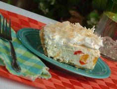 Cream Pie for Homemade Gourmet.  Photographed by Jenean Gimler