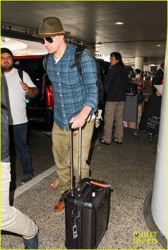 Tumi luggage celebrity