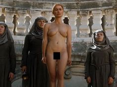 Wanna see Cersei Lannister naked walk from Game of Thrones? We have all the photos and gifs. http://www.famousnakedcelebrities.com/movie-stars/cersei-lannister-naked-walk-played-by-lena-headey/