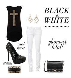 Black & White   #viamarte #trend #winter2013