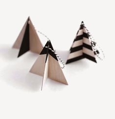Poppytalk: 9 Adorable DIY Ornaments