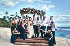 Liza & Sauaso Jessie Weding October 2017 Return to Paradise Resort & Spa Tropical Weddings, Bridesmaid Dresses, Wedding Dresses, Resort Spa, Jessie, Serenity, Paradise, October, Memories