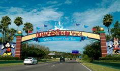 Walt Disney World in favorite places and spaces